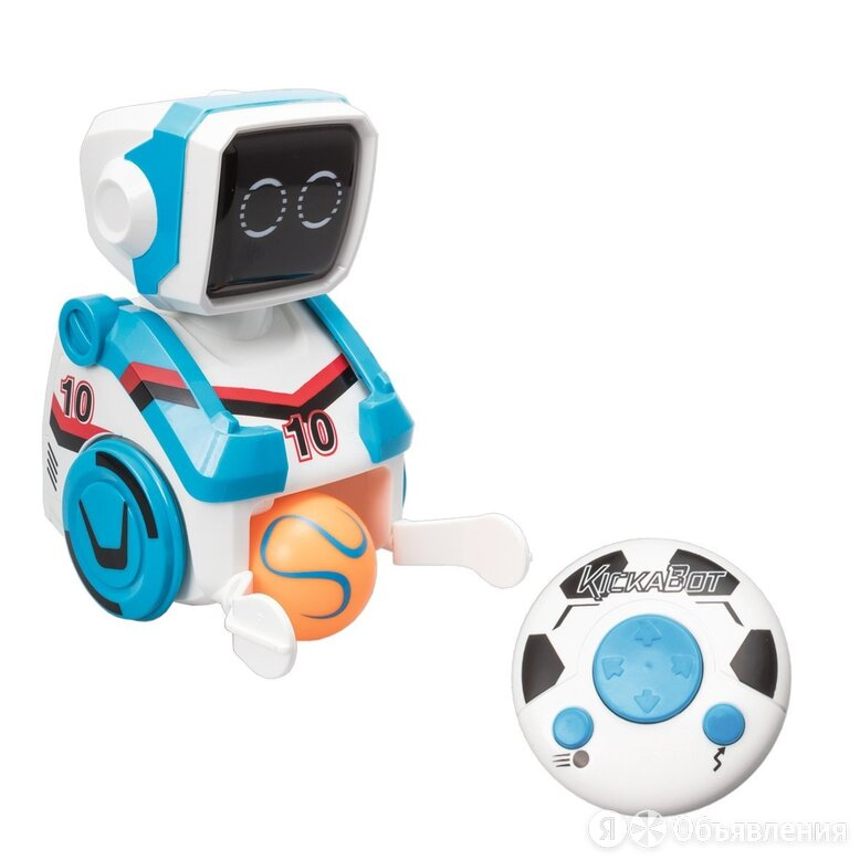 Робот футболист Кикабот Одиночный набор по цене 1200₽ - Игровые наборы и фигурки, фото 0