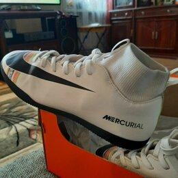 Обувь для спорта - Футзалки Nike Mercurial Superfly Club IC, 0