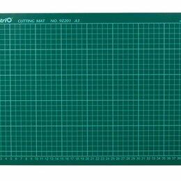 Резаки - Коврик для резки А3 КW-trio 450*300мм 3мм тощ. 9Z201, 0