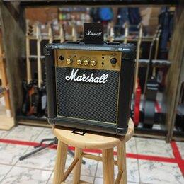 Гитарное усиление - Комбоусилитель Marshall MG10G, 0