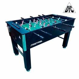 Игровые столы - Игровой стол - футбол DFC Mistral SB-ST-21CH, 0