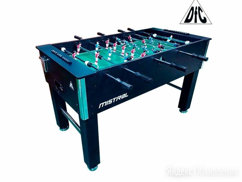 Игровой стол - футбол DFC Mistral SB-ST-21CH по цене 24990₽ - Игровые столы, фото 0