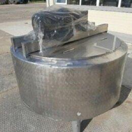 Прочее оборудование - Емкость нержавеющая, объем — 0,6 куб.м.,  рубашка, термос, 0