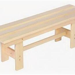 Аксессуары - Скамья для бани. Бренд; Банные штучки., 0