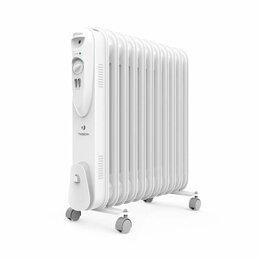 Обогреватели - Радиатор электрич. 11 секц. масл. 2200Вт Compact бел. Timberk TOR 21.221..., 0