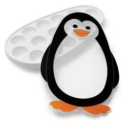 """Формы для льда и десертов - Форма для льда с крышкой Snips """"Mr.Penguin"""" на 15 кусочков, пластик, 0"""