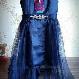 Платья и сарафаны - Нарядное платье, новое 134р., 0