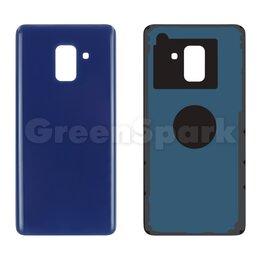 Корпусные детали - Задняя крышка для Samsung A530 Galaxy A8 (2018) (синий), 0