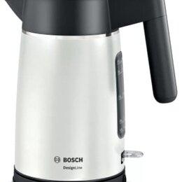 Электрочайники и термопоты - Электрический чайник BOSCH TWK 5P471, 0