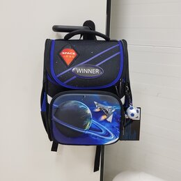 Рюкзаки, ранцы, сумки - Рюкзак школьный для мальчика ортопедический , 0