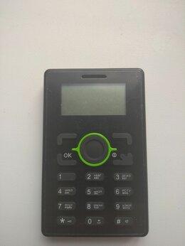 Мобильные телефоны - Телефон мегафон Минифон TDS12-1 (черный), 0