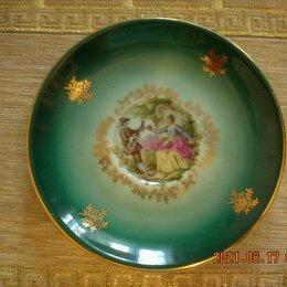 Тарелки - Маленькая тарелка из Германии., 0