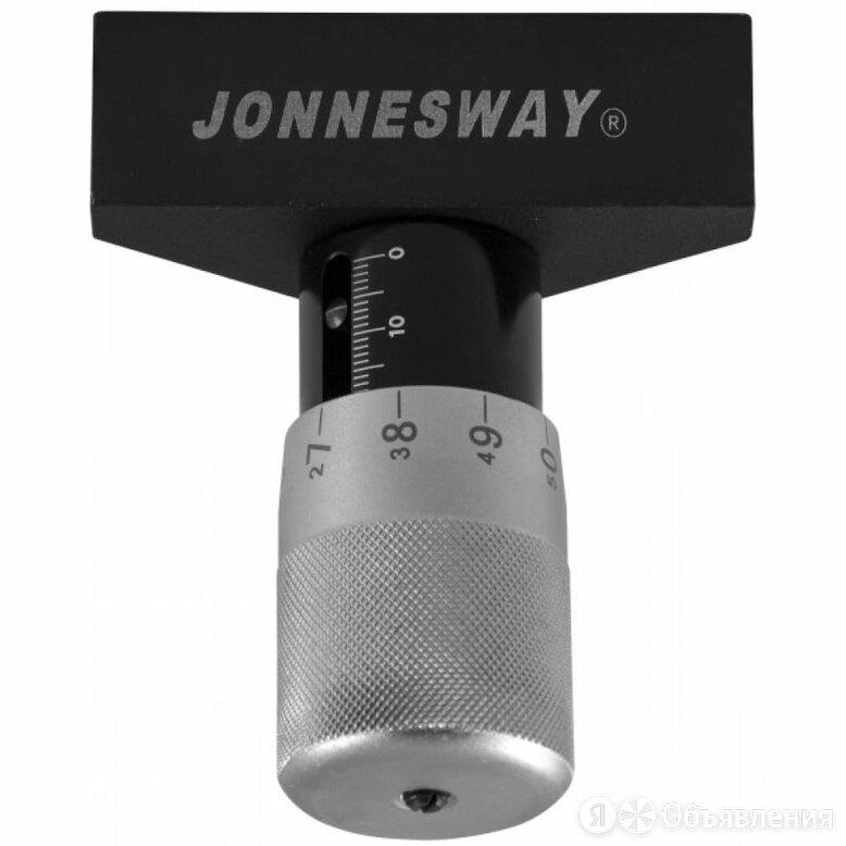 Инструмент для определения степени натяжения приводного ремня Jonnesway AI010063 по цене 5400₽ - Прочие станки, фото 0
