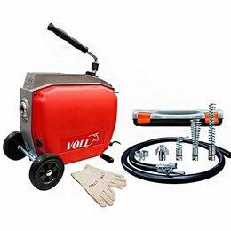 Инструменты для прочистки труб - Электромеханическая машина для прочистки труб V-Clean 250, 0