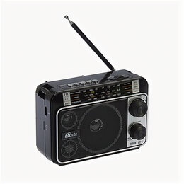 Радиоприемники - Радиоприёмник Ritmix RPR-171, FM, MP3, USB, AUX 3133835, 0
