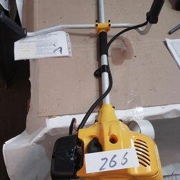 Триммеры - Триммер бензиновый Huter GGT-1500 TX№266, 0