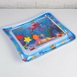Игровые приставки - Коврик-аквариум, 0