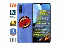 Мобильные телефоны - Xiaomi Redmi 9t 4/128 NFC Гарантия Чек Ростест, 0