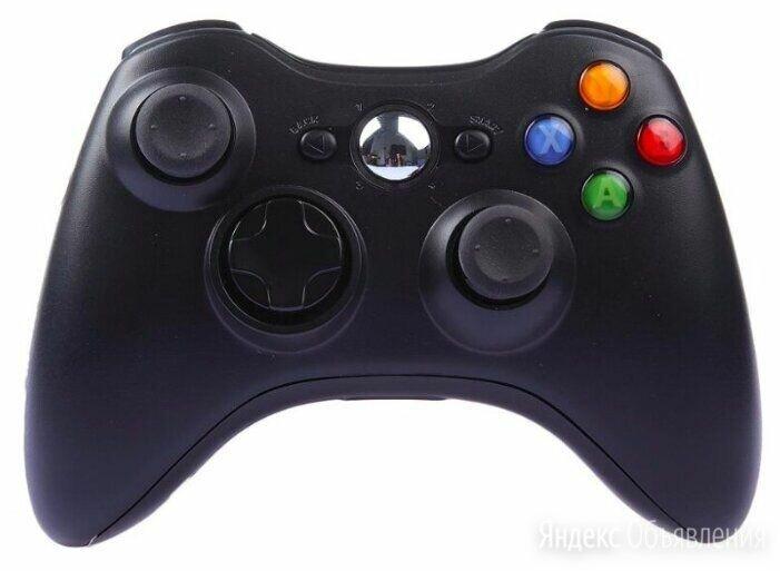 Xbox 360 controller беспроводной по цене 200₽ - Игровые приставки, фото 0