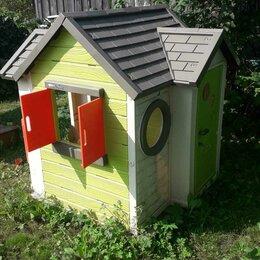 Игровые домики и палатки - Детский домик Smoby, 0