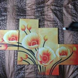 Картины, постеры, гобелены, панно - Модульная картина, 0