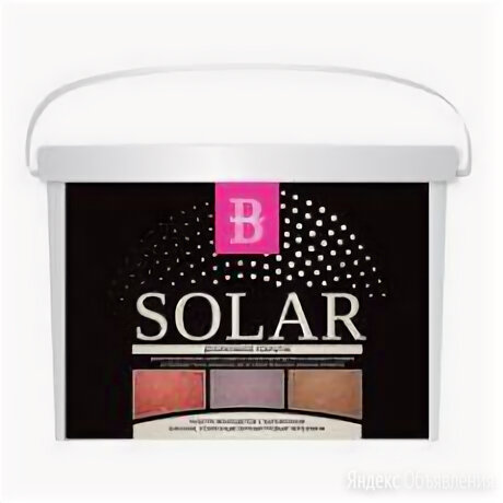 Bayramix Solar / Байрамикс Солар покрытие на основе стеклянных гранул, с перл... по цене 4850₽ - Эмали, фото 0