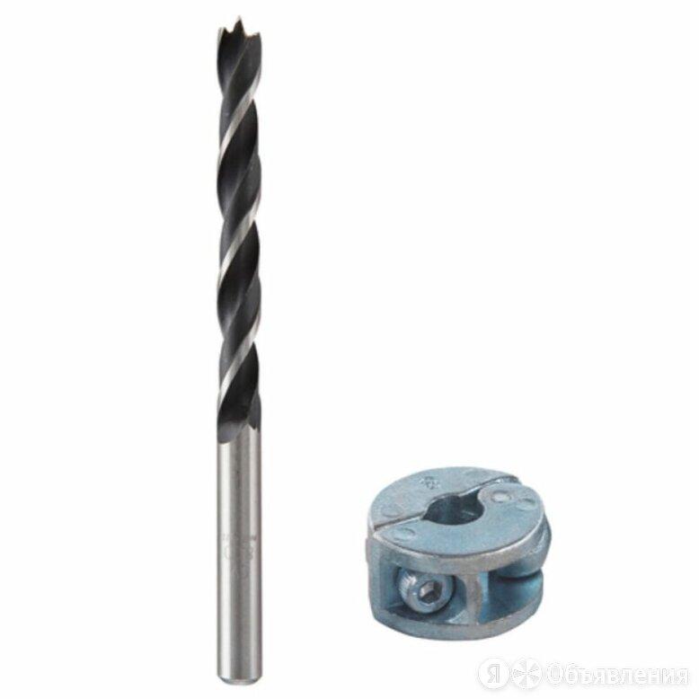 Спиральное сверло WOLFCRAFT 2733000 по цене 689₽ - Для дрелей, шуруповертов и гайковертов, фото 0