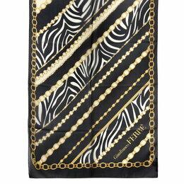 Головные уборы - Модный шелковый палантин для девушки Gianfranco Ferre  28894, 0