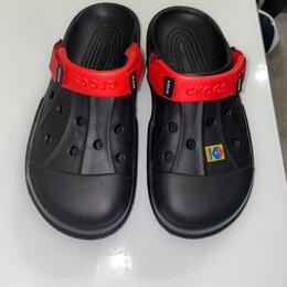 Сандалии - Сандалии crocs crocband, 0