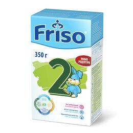 Детское питание - FRISO 2 {350г} LockNutri Молочная Смесь {с 6 мес} (картон) 350г, 0