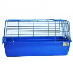 Клетки и домики  - N1 Клетка для кролика  85*49*38, 0