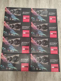 Видеокарты - Asus RX580 ROG Strix OC 8gb видеокарта (кол-во)…, 0