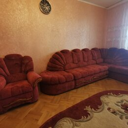 Диваны и кушетки - Угловой диван и кресло, 0