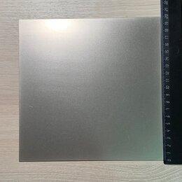Мусаты, точилки, точильные камни - Алмазный брусок  20х20см, 0
