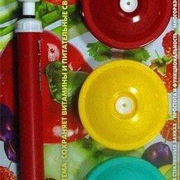 Консервные ножи и закаточные машинки - Вакс 82 Б вакуумные крышки и насос для для домашнего консервирования, 0