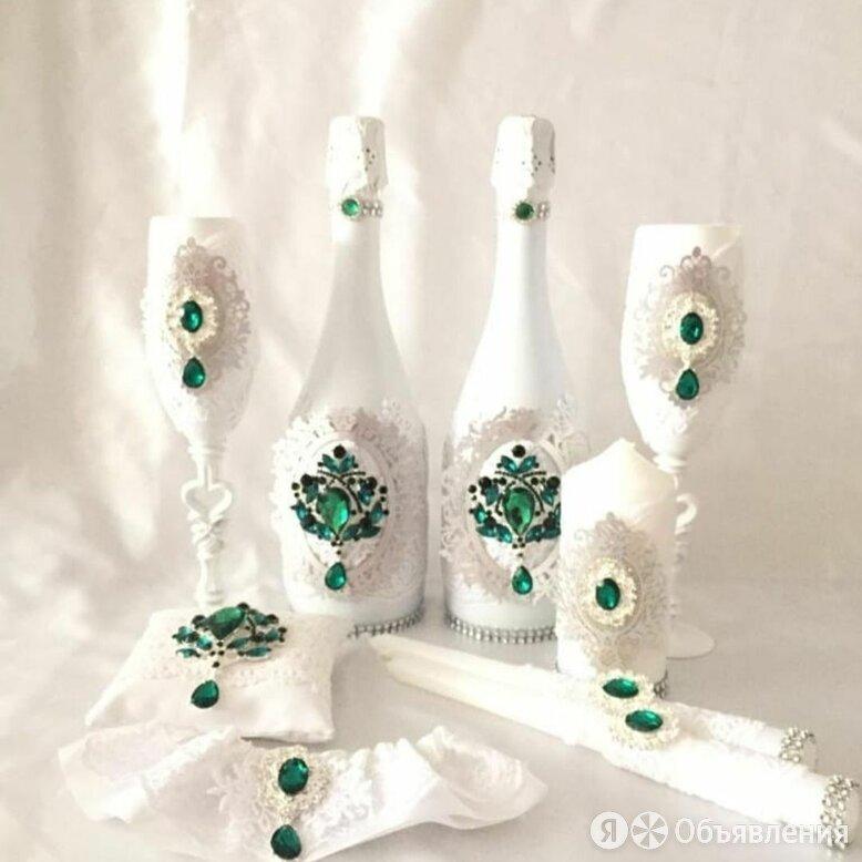 Свадебный набор по цене 4800₽ - Свадебные украшения, фото 0
