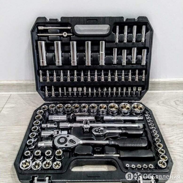 Набор инструментов  по цене 3950₽ - Наборы инструментов и оснастки, фото 0