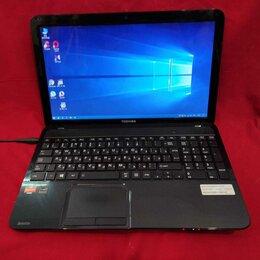 Ноутбуки - Ноутбук Toshiba A6-4400M 6GB 120SSD, 0