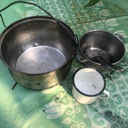 Туристическая посуда - набор для туриста, 0