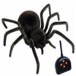 Радиоуправляемые игрушки - Радиоуправляемый паук Черная вдова (Black Widow), 0