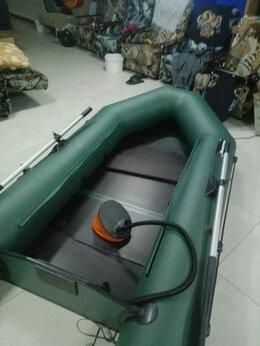 Надувные, разборные и гребные суда - Продаеттся лодка с мотором, 0