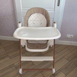 Стульчики для кормления - Стульчик для кормления happy baby  v2 бежевый, 0