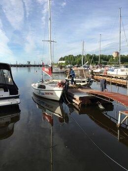 Моторные лодки и катера - Продам парусную яхту класса «АССОЛЬ».вместе с…, 0