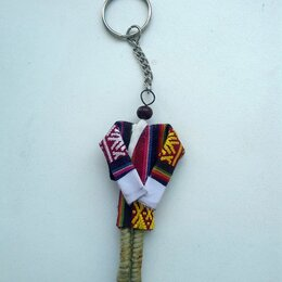 Брелоки и ключницы - Брелок .Человек из Непала, 0