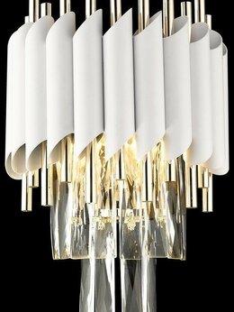 Бра и настенные светильники - Бра Wertmark Cartuccia WE138.02.001, 0