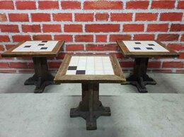 Столы и столики - Столы из массива дерева, 0