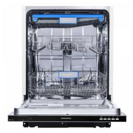 Посудомоечные машины - Встраиваемая посудомоечная машина Maunfeld MLP-12B, 0
