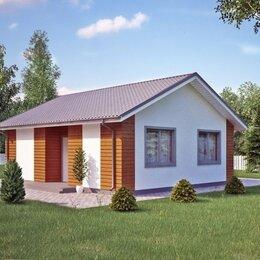 Готовые строения - Каркасный дом 9х8 72м2, 0
