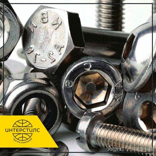 Болт нержавеющий ст.А2 М8х20 DIN 933 по цене 6₽ - Винты и болты, фото 0