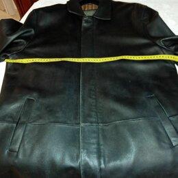Куртки - куртка мужская кожа натуральная, 0